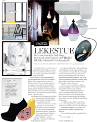 Elle Decoration January 2011